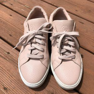 Greats Royale Perforated Women's Sneakers - Blush